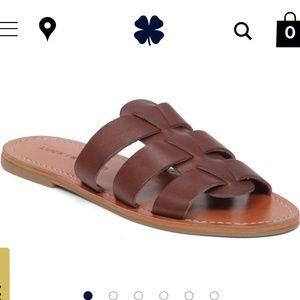 EUC Lucky Brand Aisha sandal